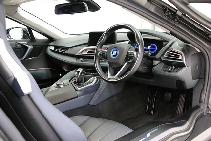 BMW I8 Coupe with Full Leather and High Specification 6