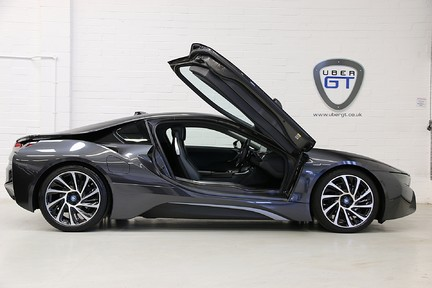 BMW I8 Coupe with Full Leather and High Specification 20