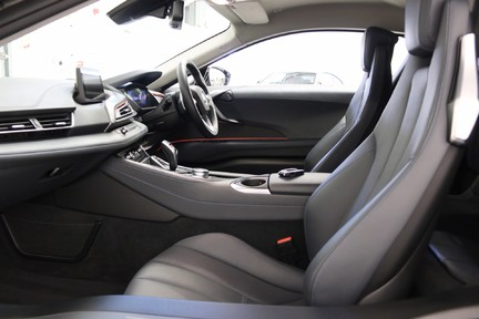 BMW I8 Coupe with Full Leather and High Specification 25