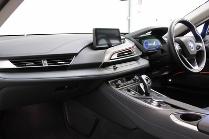BMW I8 Coupe with Full Leather and High Specification 4