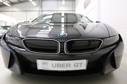 BMW I8 Coupe with Full Leather and High Specification 29
