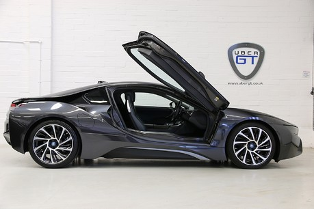 BMW I8 Coupe with Full Leather and High Specification Service History
