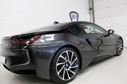 BMW I8 Coupe with Full Leather and High Specification 5