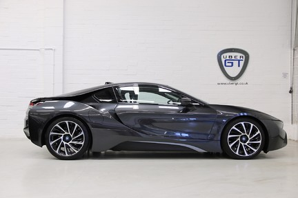 BMW I8 Coupe with Full Leather and High Specification 1