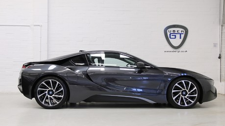 BMW I8 Coupe with Full Leather and High Specification Video