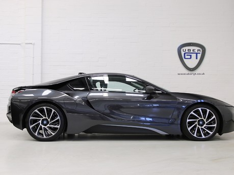 BMW I8 Coupe with Full Leather and High Specification