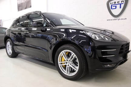 Porsche Macan Turbo PDK with a Huge Specification and FPSH 2