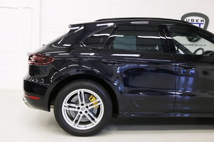 Porsche Macan Turbo PDK with a Huge Specification and FPSH 13