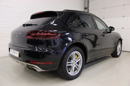 Porsche Macan Turbo PDK with a Huge Specification and FPSH 5