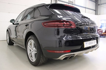 Porsche Macan Turbo PDK with a Huge Specification and FPSH 3