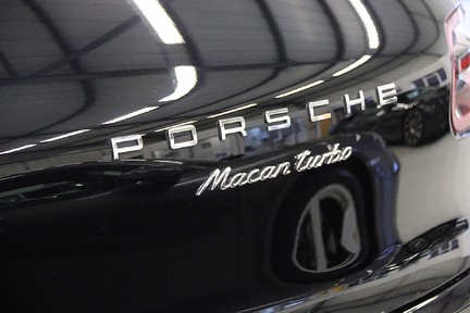 Porsche Macan Turbo PDK with a Huge Specification and FPSH 14