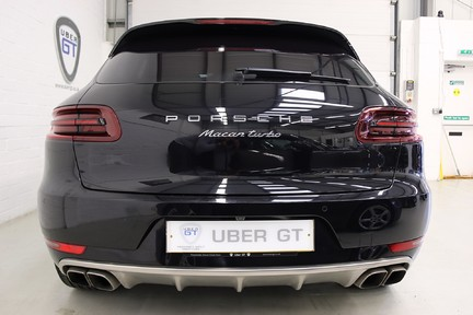 Porsche Macan Turbo PDK with a Huge Specification and FPSH 7