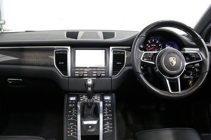 Porsche Macan Turbo PDK with a Huge Specification and FPSH 26