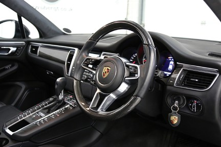 Porsche Macan Turbo PDK with a Huge Specification and FPSH 6