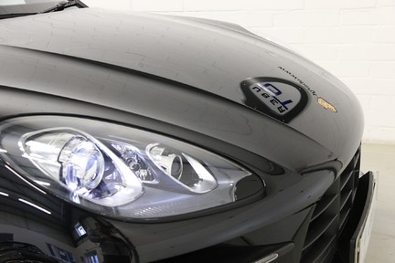 Porsche Macan Turbo PDK with a Huge Specification and FPSH 36