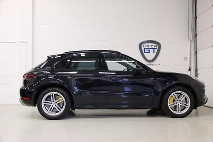 Porsche Macan Turbo PDK with a Huge Specification and FPSH 1