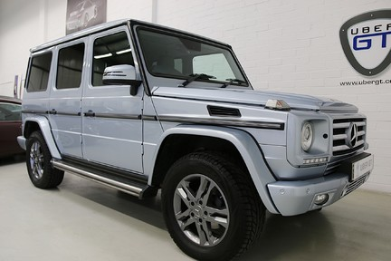 Mercedes-Benz G Series G350 Bluetec with a Great Spec and Just Serviced 2