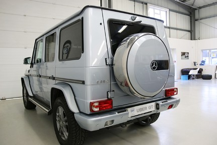 Mercedes-Benz G Series G350 Bluetec with a Great Spec and Just Serviced 3