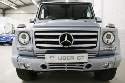 Mercedes-Benz G Series G350 Bluetec with a Great Spec and Just Serviced 8