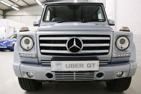 Mercedes-Benz G Series G350 Bluetec with a Great Spec and Just Serviced Specification