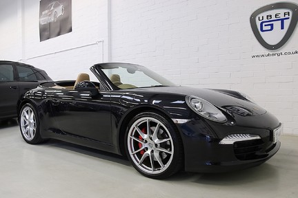 Porsche 911 Carrera S PDK with a Lovely Specification and PSH 2