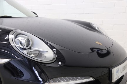 Porsche 911 Carrera S PDK with a Lovely Specification and PSH 28