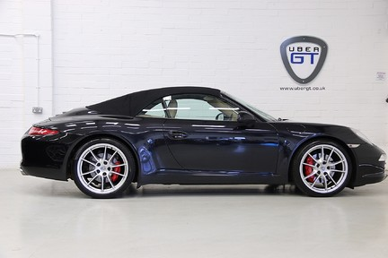 Porsche 911 Carrera S PDK with a Lovely Specification and PSH 18