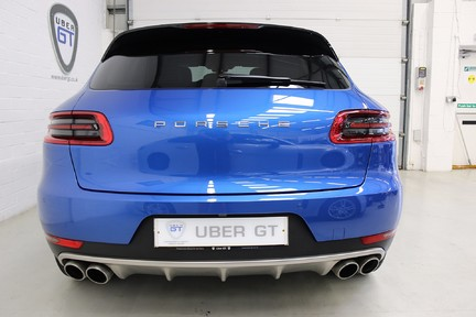 Porsche Macan D S PDK with Air Suspension and Burmester 7