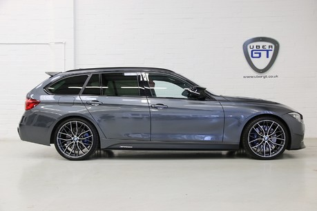 BMW 3 Series 340i M Sport Shadow Edition Touring with an Ultimate Specification