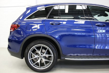 Mercedes-Benz GLC GLC 300 D 4Matic AMG Line Premium Plus 15