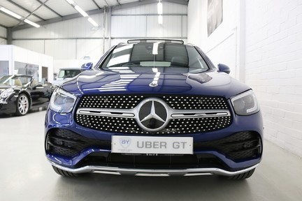 Mercedes-Benz GLC GLC 300 D 4Matic AMG Line Premium Plus 10