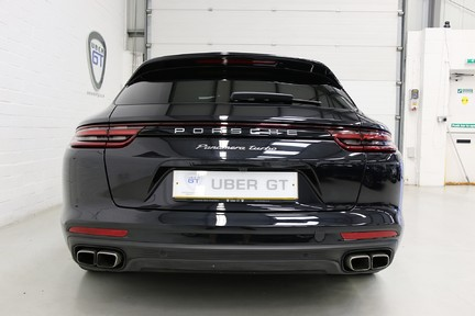 Porsche Panamera Turbo Sport Turismo with over £13,000 of Options 22