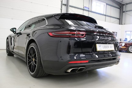 Porsche Panamera Turbo Sport Turismo with over £13,000 of Options 3