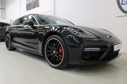 Porsche Panamera Turbo Sport Turismo with over £13,000 of Options 2
