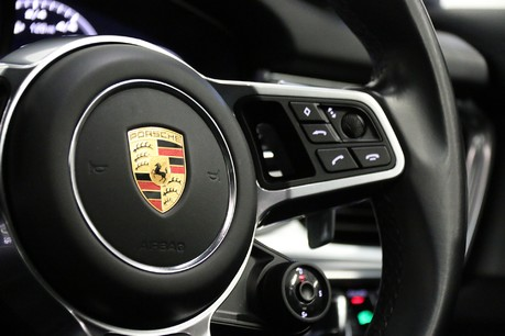 Porsche Panamera Turbo Sport Turismo with over £13,000 of Options Specification