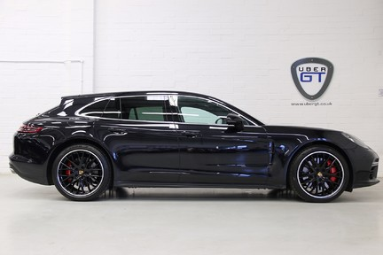 Porsche Panamera Turbo Sport Turismo with over £13,000 of Options 1