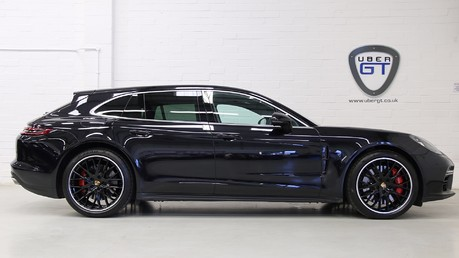 Porsche Panamera Turbo Sport Turismo with over £13,000 of Options Video