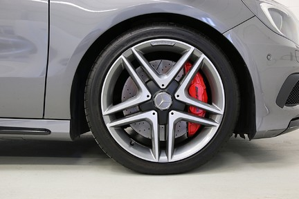 Mercedes-Benz A Class A45 AMG 4Matic with Performance Exhaust 13