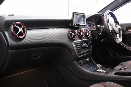 Mercedes-Benz A Class A45 AMG 4Matic with Performance Exhaust 4