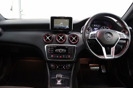 Mercedes-Benz A Class A45 AMG 4Matic with Performance Exhaust 22