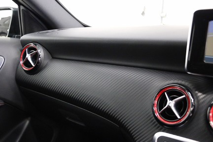Mercedes-Benz A Class A45 AMG 4Matic with Performance Exhaust 28