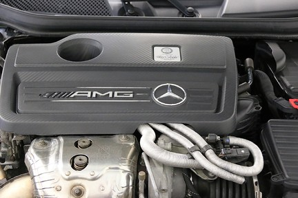 Mercedes-Benz A Class A45 AMG 4Matic with Performance Exhaust 29