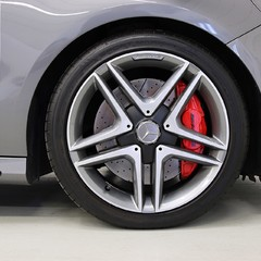 Mercedes-Benz A Class A45 AMG 4Matic with Performance Exhaust 3