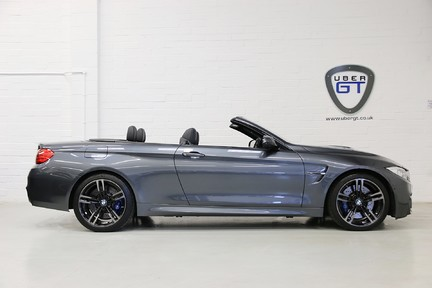 BMW M4 Convertible with the Ultimate Specification 1