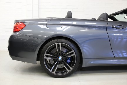 BMW M4 Convertible with the Ultimate Specification 17