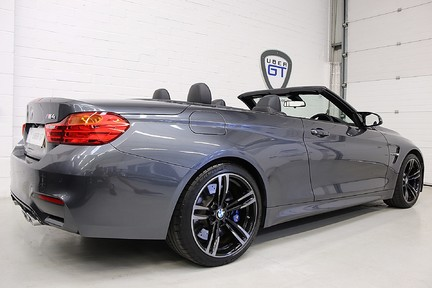 BMW M4 Convertible with the Ultimate Specification 5