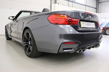 BMW M4 Convertible with the Ultimate Specification 3