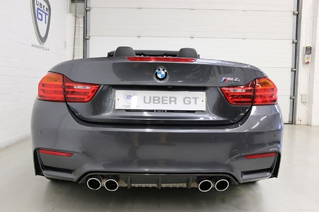 BMW M4 Convertible with the Ultimate Specification Specification