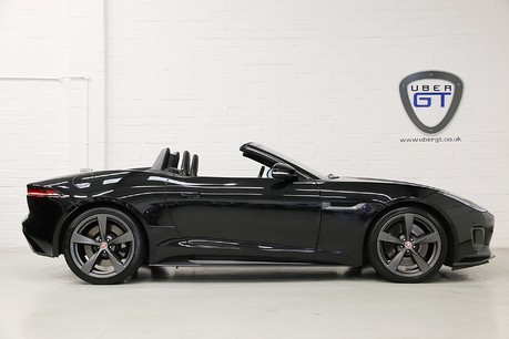 Jaguar F-Type V6 400 Sport - Low Mileage with Huge Specification