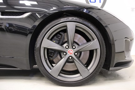 Jaguar F-Type V6 400 Sport - Low Mileage with Huge Specification 11
